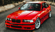 "E36 M3 Square Fitment<br />Wheels: 17x9"" ET30 Hyper Silver ARC-8<br />Tires: 245/40-17"