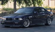 "E36 M3 Square Fitment<br />Wheels: 17x9.5"" ET35 Hyper Silver ARC-8<br />Tires: 245/40-17 Dunlop Direzza D3"