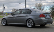 "Staggered Fitment<br />Wheels: Race Silver FL-5 18x9"" ET30 front, 18x9.5"" ET35 rear<br />Tires: Michelin Pilot Sport 4S 235/40-18 front, 265/35-18 rear"