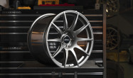 "19x12.5"" ET55 Anthracite SM-10 Wheel"