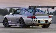 "996 C2 NASA GTS 5 Race Car<br />Front: Anthracite 18x8.5"" ET42 SM-10 with 245/40-18 Nitto NT01<br />Rear: Anthracite 18x11"" ET60 SM-10 with 315/30-18 Nitto NT01"