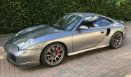 "996 Turbo<br />Front: Anthracite 18x8.5"" ET42 SM-10<br />Rear: Anthracite 18x11"" ET36 SM-10"