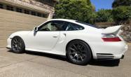 "996 Turbo<br />Wheels: Anthracite SM-10 18x9"" ET46 front, 18x12"" ET45 rear<br />Tires: Nitto NT01 245/40-18 front, 315/30-18 rear<br />Mods: Porsche Carbon Ceramic Brakes"