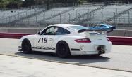 "997 GT3 RS<br />Wheels: Satin Black SM-10 18x9"" ET46 front, 18x12"" ET45 rear<br />Tires: Nitto NT01 245/40-18 front, 315/30-18 rear"