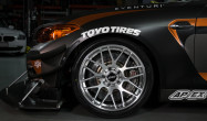 "F87 M2 Square Fitment<br />Wheels: 18x10.5"" ET40 Polished APEX ARC-8R<br />Tires: 295/35-18 Toyo Proxes RR<br />Modifications: 25mm front spacers"