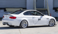 "E92 M3 Square Fitment<br />Wheels: 18x10"" ET25 Brushed Clear APEX ARC-8R<br />Tires: 275/35-18 Toyo Proxes R888R"
