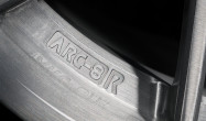 Brushed Clear ARC-8R