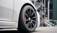 "718<br />Wheels: Satin Black SM-10 18x9"" ET46 front, 18x10"" ET36 rear<br />Tires: Nitto NT01 245/40-18 front, 275/40-18 rear"