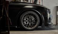 "5th Gen SS 1LE Non-Rotable Square Fitment<br />Wheels: Anthracite ARC-8 19x11"" ET11 front, 19x11"" ET43 rear<br />Tires:  305/30-19 Bridgestone RE71R<br />Mods: Z/28 front and rear fender flares"