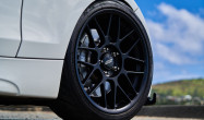 "E82 1 Series<br />Wheels: Satin Black ARC-8 18x8.5"" ET45 front, 18x9.5"" ET58 rear<br />Tires: Federal 595 RS-RR 225/40-18 front, 255/35-18 rear"
