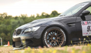 "E92 M3<br />Wheels: 18x10"" ET25 Matte Bronze ARC-8<br />Tires: 275/35-18 Bridgestone RE71-R<br />Mods: 10mm rear spacers"