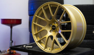 "18"" Satin Gold EC-7R"