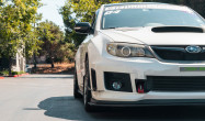 "WRX 17"" Square Fitment<br />Wheels: 17x9.5"" ET40 Anthracite EC-7R<br />Tires: 255/40-17 Nitto NT01"