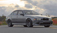 "E39 Non-Rotatable Square Fitment<br />Wheels: 18x9.5"" ET22 Anthracite ARC-8<br />Tires: Toyo Proxes 245 front, 275 rear<br />Mods: 10mm front spacers"