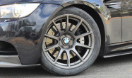 E92 M3 with Anthracite SM-10 Wheels