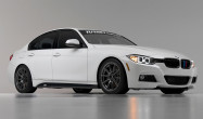 F30 Non-M with Anthracite SM-10 Wheels