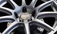 "Cayman<br />Wheels: Race Silver SM-10 18x9"" ET46 front, 18x10"" ET36 rear<br />Pirelli DH slicks 245/645-18 front, 305/645-18 rear"