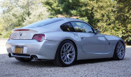 "Z4<br />Wheels: Race Silver EC-7 18x9.5"" ET35 front, 18x10"" ET25 rear<br />Tires: 255/35-18 front, 265/35-18 rear"