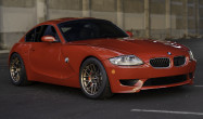 "Z4<br />Wheels: 18x10"" ET25 Anthracite ARC-8<br />Tires: 275s"